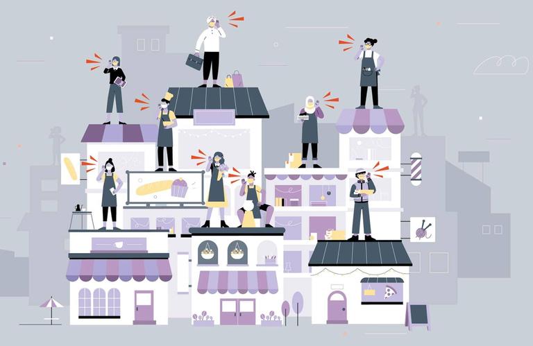 Em defesa das pequenas empresas