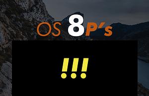 Os 8P's
